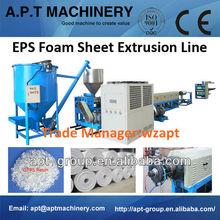 EPS Foam Sheet Extruder/Expandable Polystyrene Sheet Extrusion Line
