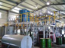 plastination fuel refining line