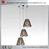 Made In China home lighting Fabric Decorative Modern pendant light