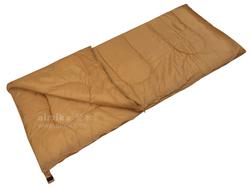 2015 style outdoor waterproof envelope sleeping bag for spring and summer