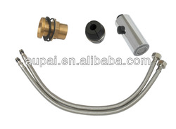 Kitchen Sink Faucet with Pull Down Sprayer (2011-2)