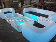 illuminated LED light sofa furniture