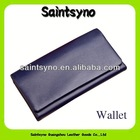 13199 High quality hand crafted genuine leather wallets