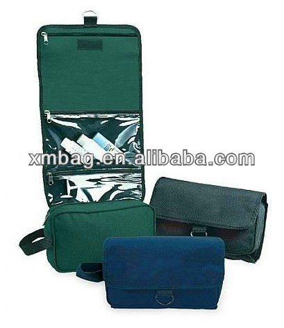 hanging travel toiletry kits bags for camping or travelling