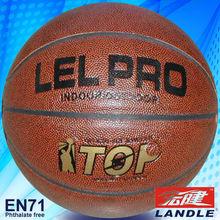 2013 new style basketball rubber bladder 8 panels basketball wholesale