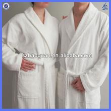 Nice quality hotel terry cotton bathrobe wholesale