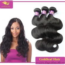 China supplier quality products Brazilian hair weaving Brazilian body wave