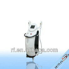 2013 Most effective E-light hair removal machine anti aging/erase winkle/skin rejuvenation depilation machine