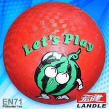 rubber ball factory eva mini football rubber ball hollow ball