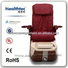 upscale pedicure/foot/manicure/spa massage chair for nail salon new design foot spa tub