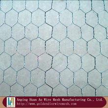 China Suppliers! hexagonal decorative chicken wire mesh Hexagonal Wire Netting