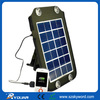 Travelling Mobile Solar Charger, Backpack Solar Charger, Portable Solar Charger