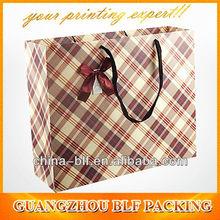 (BLF-PB276)custom print small shopping bags