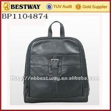 Womens lambskin leather backpack