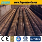 API 5L steel pipe for port /wharf/harbour project