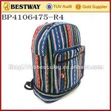 Rucksack backpack lambskin leather fashion