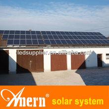 high power IP65 15kw on grid solar power system
