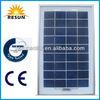 low price 5w solar panel, low price mini solar panel, small solar panel