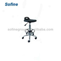 Height Adjustable Chair ,Laboratory Stool, Steel Laboratory Stools
