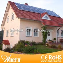 Anern 3000W off grid solar pv/ high quality off grid solar pv system in Guangzhou