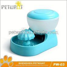 Automático para animais de estimação pequenos bebedor/poli- bebedouro tipo