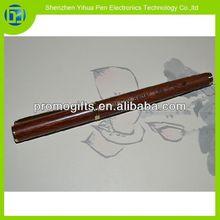 2014 New products on china market wood pen blanks,pen kits wood,wood burning pen