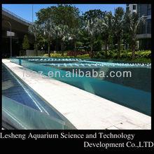 UV resistance Acrylic Swimming Pool Panel