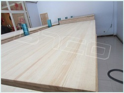 Good Quality rubber wood finger joint board From China Manufacturer(LINYI FACTORY)