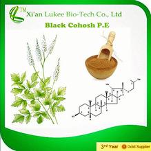 Natural Black Cohosh P.E. 8% triterpenoid saponis