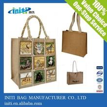 Hot New Products Alibaba China Supplier Jute shopping bag