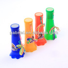 2014 new world cup promotional fan cheering horn plastic trumpet