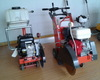 Construction concrete road cutter, asphalt cutting machine
