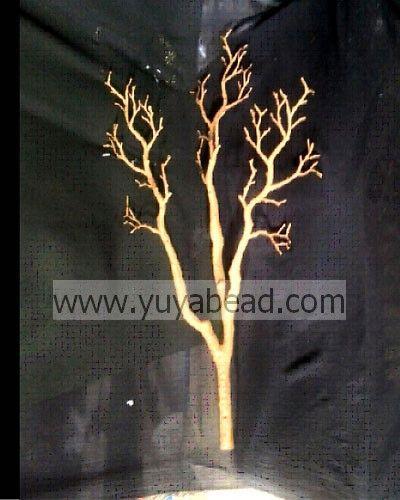 Artificiale rami di alberi secchi color oro per la - Rami secchi per decorazioni ...