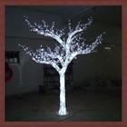 2014 new product LED wedding decoration cherry blossom tree light tree light 2.2M crystal tree light Zhongshan