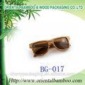 جديد أزياء النساء الساخنة النظارات الشمسية خشبية 2014 الخيزران الرجال النظارات الشمسية