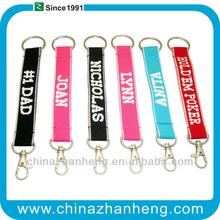 2014 Promotional item printing key chains