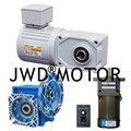 reductor del gusano caja de cambios del engranaje motor eléctrico motorreductor de corriente alterna y corriente continua