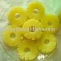 Conserve tranche d'ananas en sirop léger