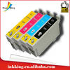 Refill Ink Cartridge for Epson t1281-1284 with Excellent Print works for HP S22 SX125 420W 425W BX305F 305FW printer