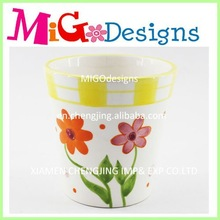 Ceramic 12 inch Flower pot wholesale gifts welcome OEM