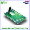 OEM Slim ABS Credit Card Usb for Business Promotion