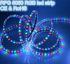 High lumens waterproof IP68 addressable 5050 rgb led strip
