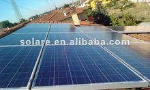High power polycrystalline solar photovoltaic panel 300W