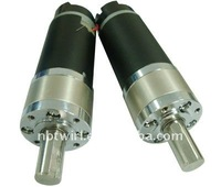 PG42ZY40 42mm diameter 12v 160kgf.cm 6.4rpm grill sliding gate planetary gear motor
