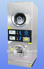 steam heating commercial washing and drying machine