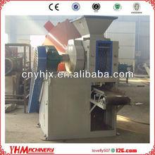 Hardness Pressing YHQ360 Iron Ore Fines Briquetting Machine
