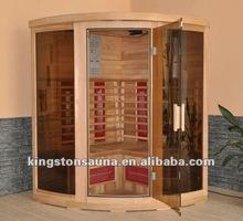 3-5 people Far Infrared Sauna Room/Sauna House with CD player