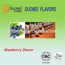 blueberry aroma flavor, fruit flavour