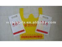 cheapest vest ecological shopping bag wholesale