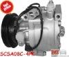 SCSA08C A/C PUMP FOR TOYOTA TERCEL 97-99 442100-0080 auto car air conditioning compressor scsa08c for toyota tercel 4421000080